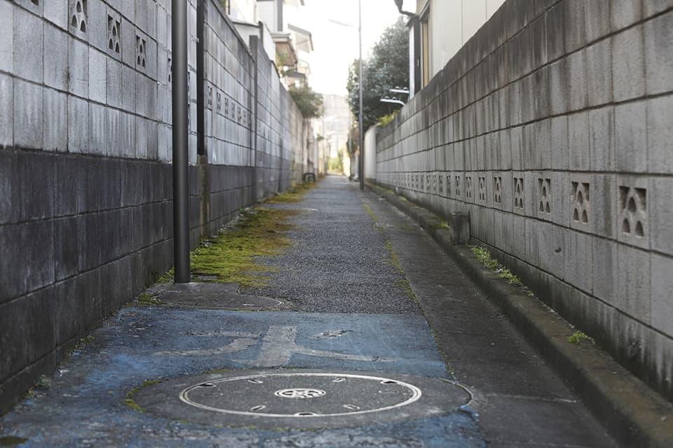 前面道路の幅