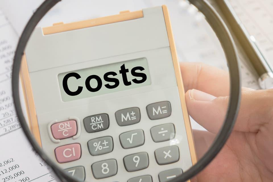土地と家の購入費用のイメージ