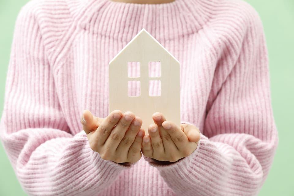 住宅取得のイメージ