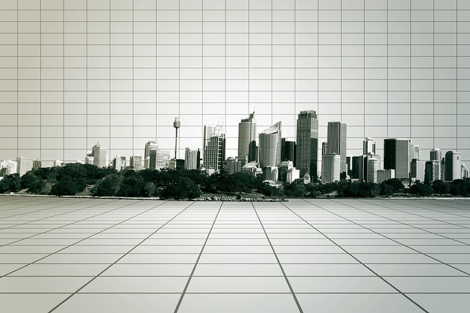 都市計画図を確認