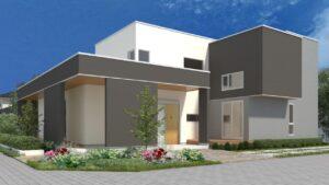 多世帯が住み継いでゆくレジリエンス住宅『五世代』の五世代プラン