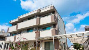 賃貸併用住宅のアパート