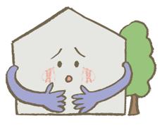 シックハウス症候群のイメージ