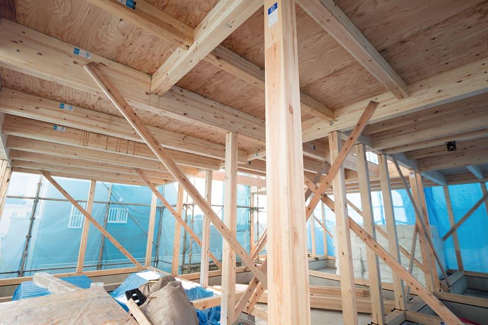 木造住宅のイメージ